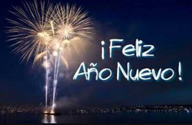 Feliz Año Nuevo 2017 Bar Casa EL CATETO