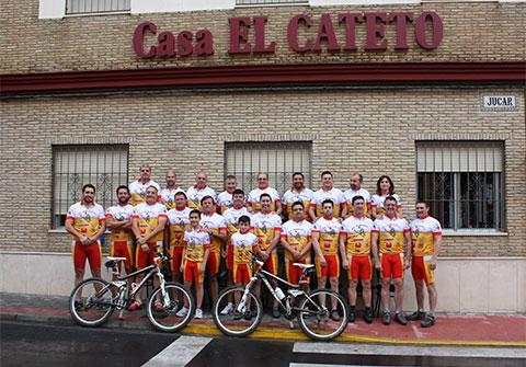 Club ciclista Los Lamentables y Bar Casa EL CATETO