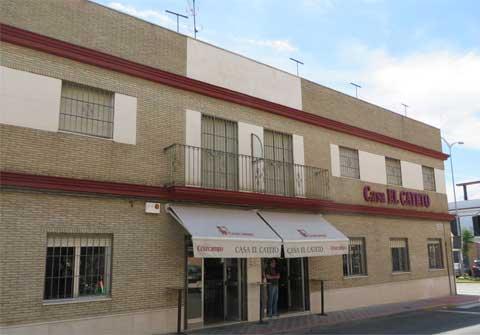 Esquina Bar Casa EL CATETO, Calle Tajo y Jucar, Dos Hermanas